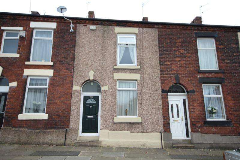 3 Bedrooms Terraced House for sale in MANCHESTER ROAD, Sudden, Rochdale OL11 3PG