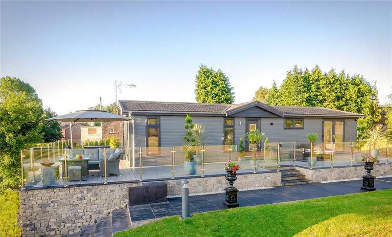 3 Bedrooms Detached House for sale in 3 Bed Show Lodge, Moss Bank Lodges, Great Salkeld, Penrith, Cumbria