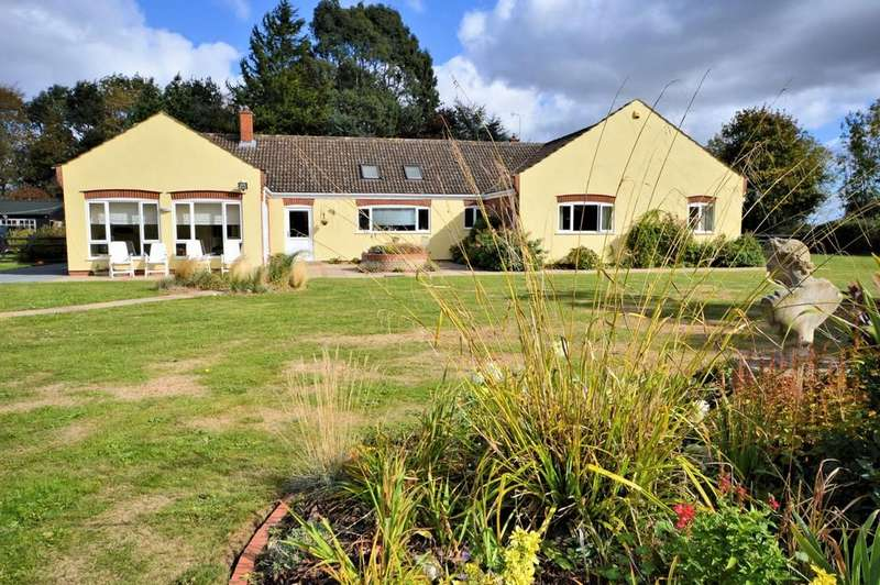 4 Bedrooms Detached Bungalow for sale in Daffy Green