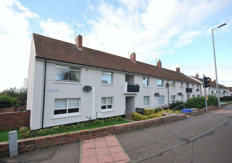 2 Bedrooms Flat for sale in 1C Low Road, Ayr, KA8 9RY