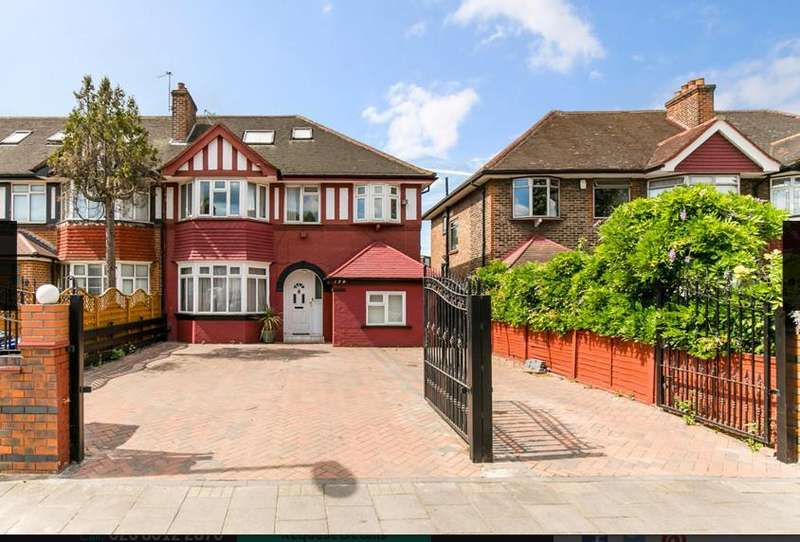 6 Bedrooms Semi Detached House for sale in Western Avenue, Acton, W3