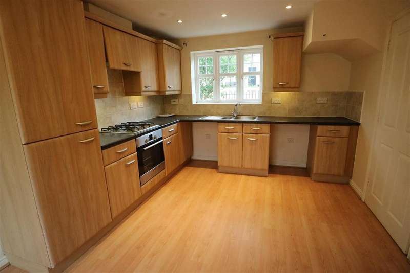 3 Bedrooms Semi Detached House for sale in Goodwood Avenue, Colburn, Catterick Garrison
