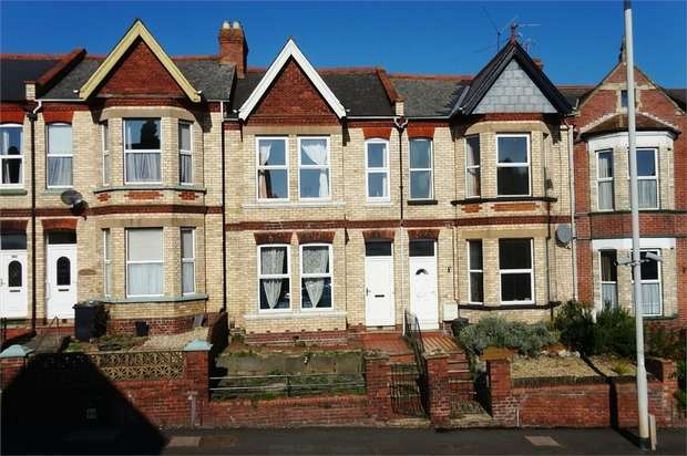 4 Bedrooms Terraced House for sale in Pinhoe Road, EXETER, Devon
