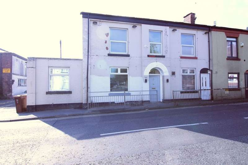 3 Bedrooms Terraced House for sale in Tottington Road, Bury, BL8