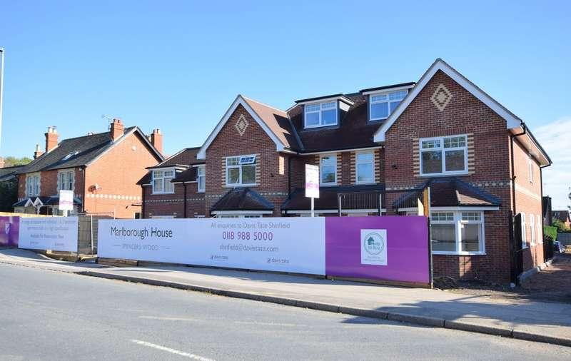 1 Bedroom Flat for sale in Marlborough House, Basingstoke Road, Spencers Wood, RG7