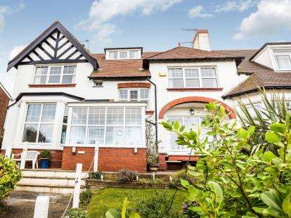5 Bedrooms Semi Detached House for sale in Warren Drive, Wallasey, Wirral, CH45