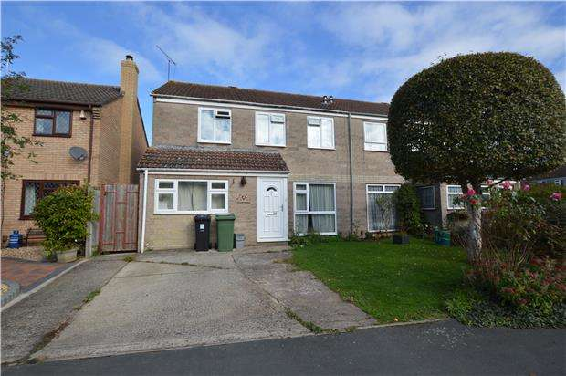 4 Bedrooms Semi Detached House for sale in Turnberry, Yate, BRISTOL, BS37 4ER