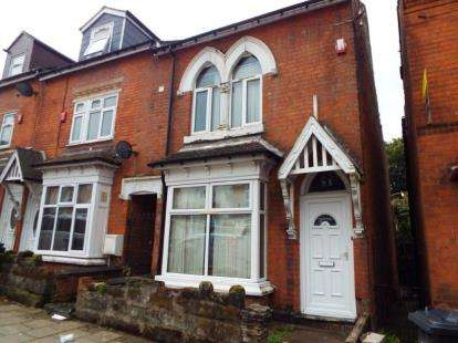 8 Bedrooms End Of Terrace House for sale in Dawlish Road, Selly Oak, Birmingham, West MIdlands