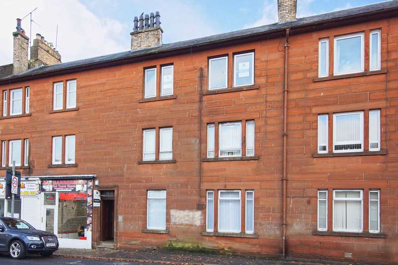 2 Bedrooms Flat for sale in lainshaw street