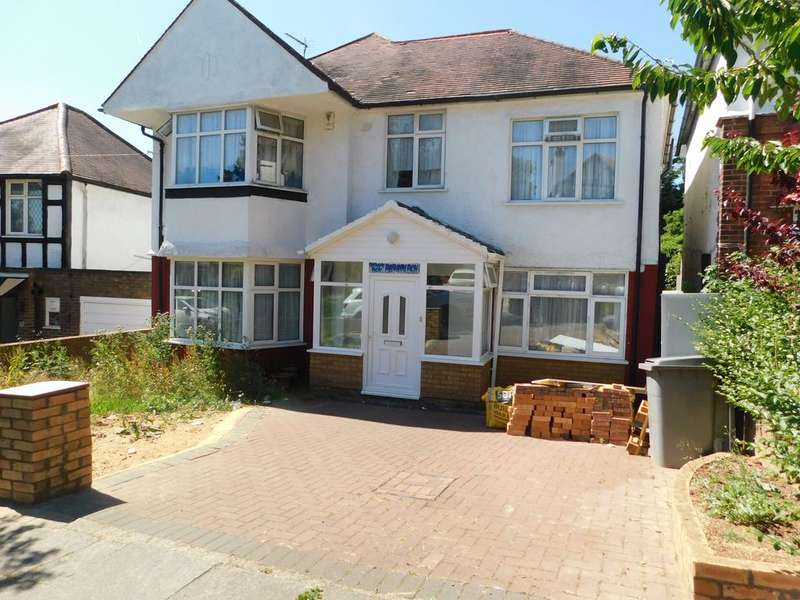 5 Bedrooms Detached House for sale in Corringham Road, Wembley, Middlesex, HA9
