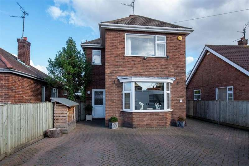 3 Bedrooms Detached House for sale in Church Road, Boston, Lincolnshire