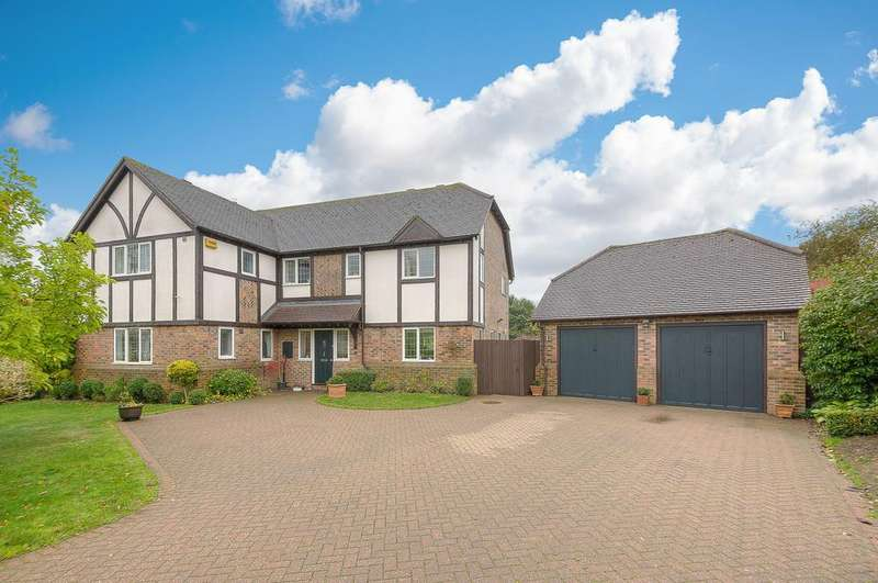 5 Bedrooms Detached House for sale in Wigwell Gardens, Great Horwood