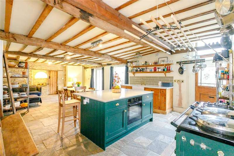 4 Bedrooms Terraced House for sale in Bridge Street, Witney, Oxfordshire