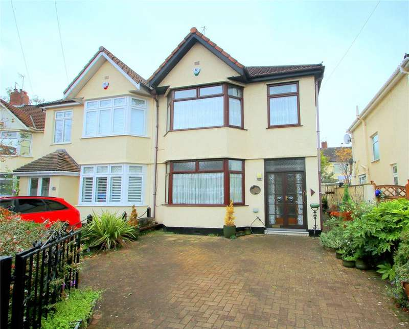 3 Bedrooms Semi Detached House for sale in Greenhill Grove, Ashton, Bristol, BS3