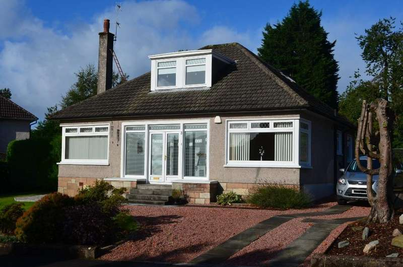 4 Bedrooms Detached House for sale in Albert Drive, Helensburgh, Argyll and Bute, G84 7HF