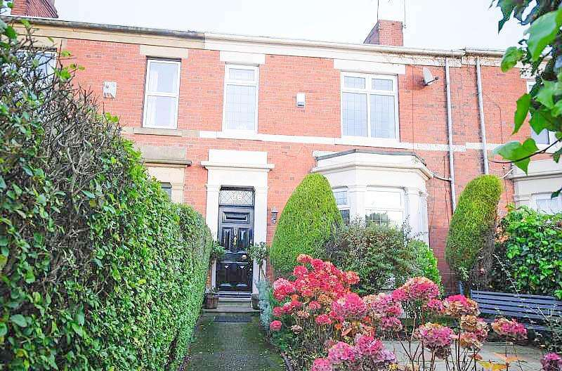 4 Bedrooms Terraced House for sale in Borough Road, Jarrow