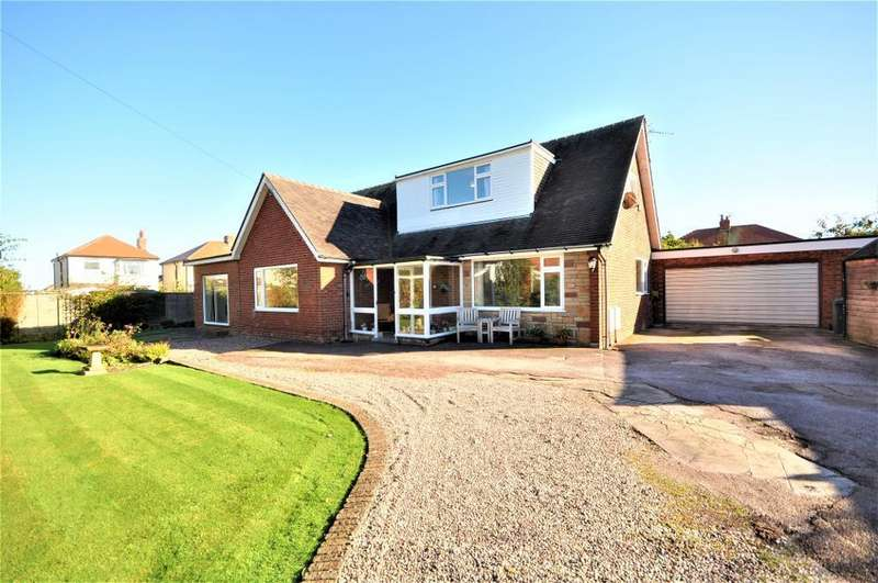 5 Bedrooms Detached House for sale in Stockdove Way, Cleveleys, Thornton Cleveleys, Lancashire, FY5 2AR