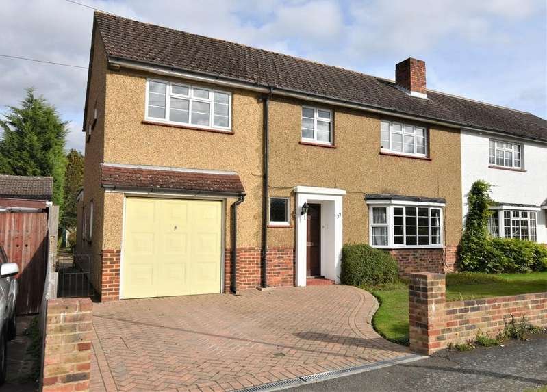 5 Bedrooms Semi Detached House for sale in Ashtead