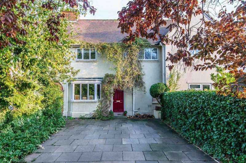 4 Bedrooms Terraced House for sale in Milton Road, Cambridge