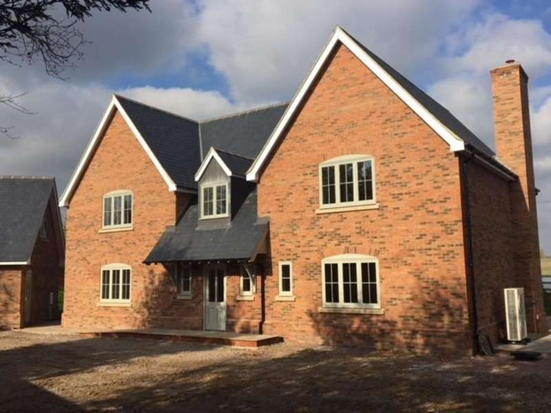 5 Bedrooms Detached House for sale in North Kilworth, Lutterworth