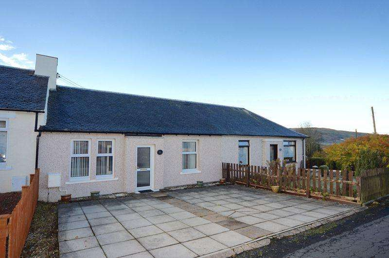 2 Bedrooms Cottage House for sale in Burnton, Dalmellington
