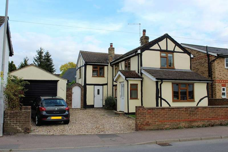 3 Bedrooms Detached House for sale in High Street, Arlesey, SG15