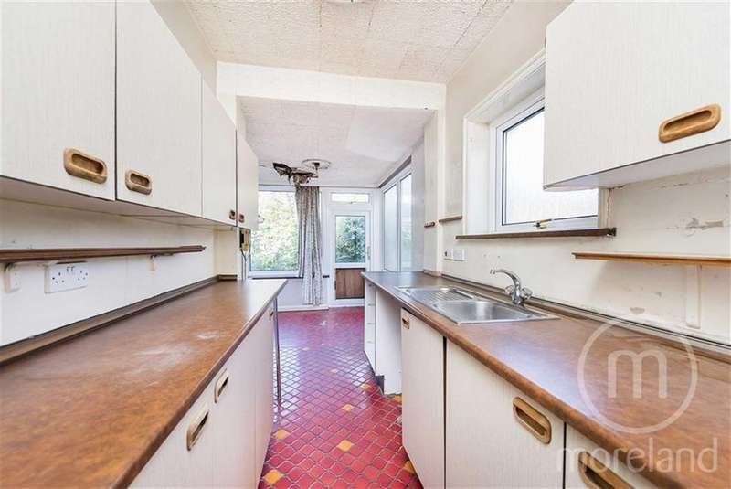 3 Bedrooms Semi Detached House for sale in Cotswold Gardens, Golders Green Estate, NW2