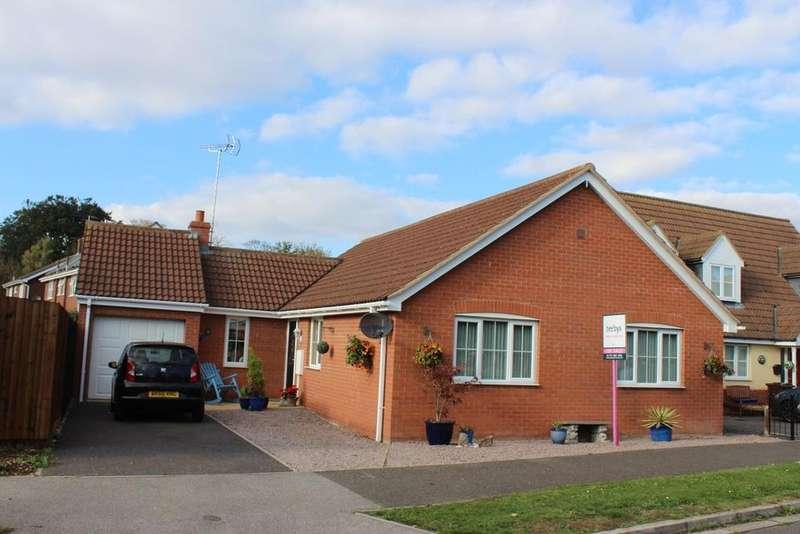 3 Bedrooms Bungalow for sale in Hay Barn Road, Deeping St Nicholas, PE11