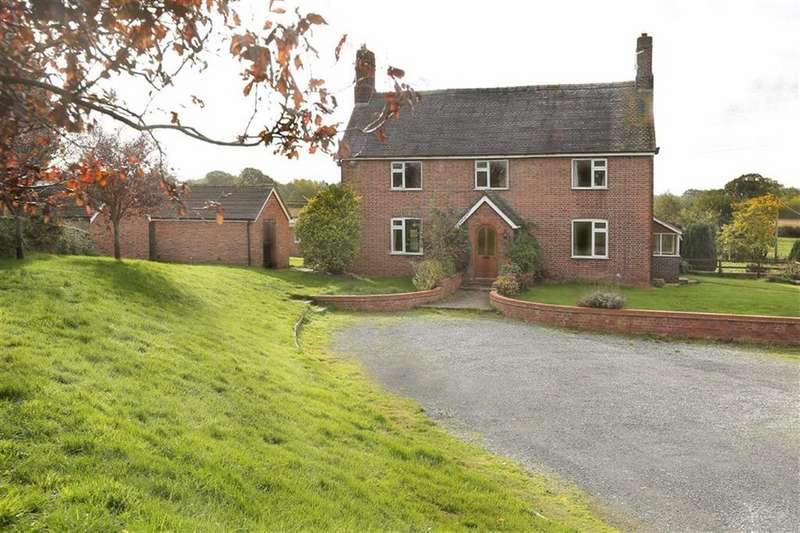 5 Bedrooms Detached House for sale in London Road, Nantwich, Cheshire