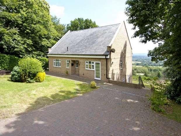 4 Bedrooms Detached House for sale in Rycroft Lane, Sevenoaks, Kent