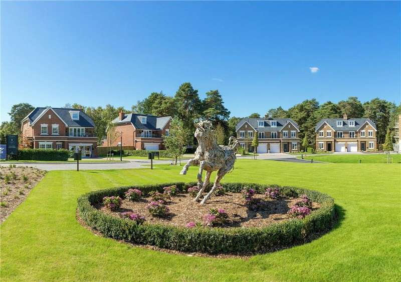 5 Bedrooms Residential Development Commercial for sale in Kings Ride, Ascot, Berkshire, SL5