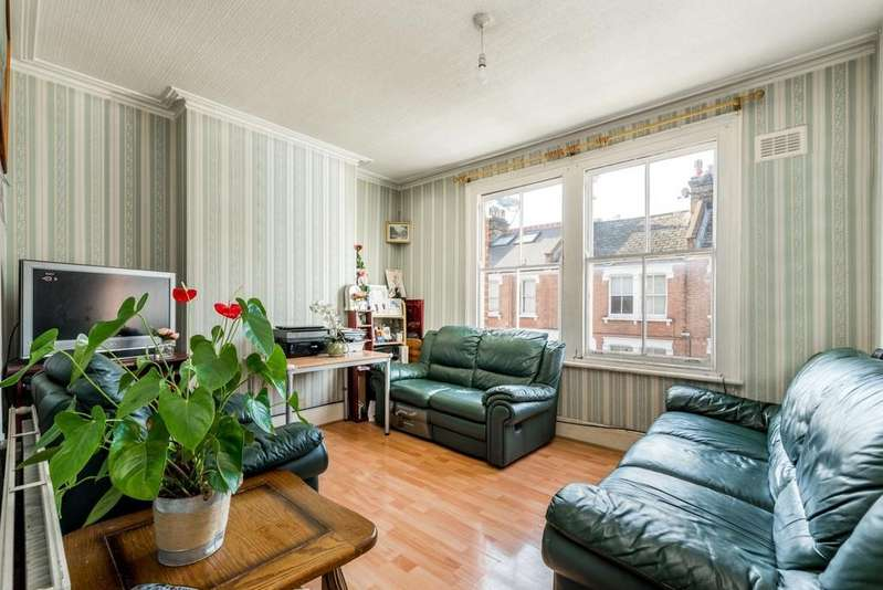 2 Bedrooms Apartment Flat for sale in Ambergate Street, London