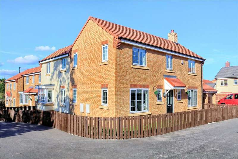 4 Bedrooms Detached House for sale in Primrose Way, Stainton