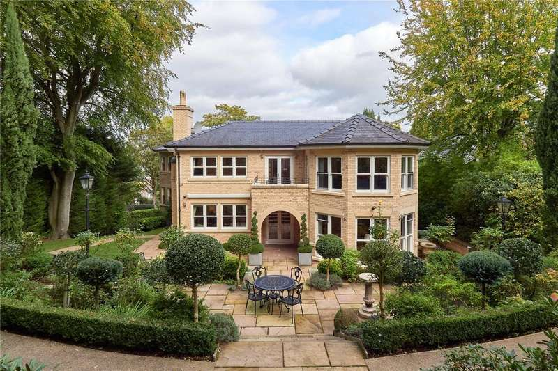 6 Bedrooms Apartment Flat for sale in Macclesfield Road, Alderley Edge, Cheshire, SK9