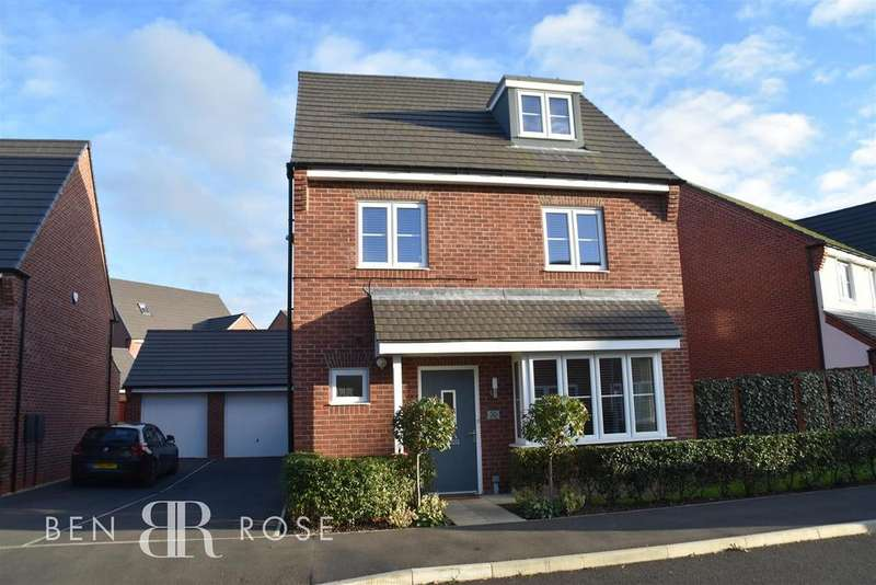 4 Bedrooms House for sale in New Mill Street, Chorley