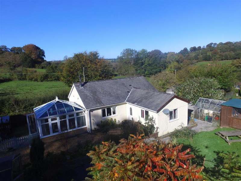 2 Bedrooms Smallholding Commercial for sale in Ciliau Aeron,, Near Aberaeron