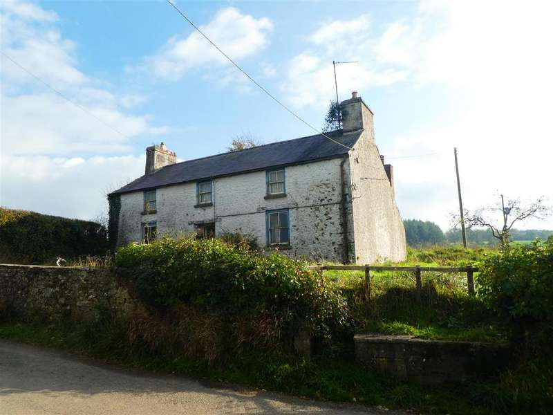 3 Bedrooms Smallholding Commercial for sale in Llangadog