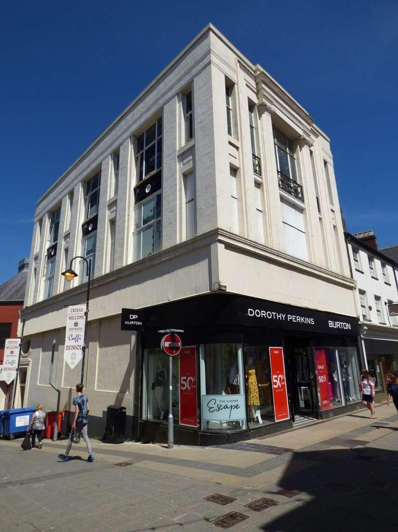 Commercial Property for sale in 233 High Street, Bangor, Gwynedd