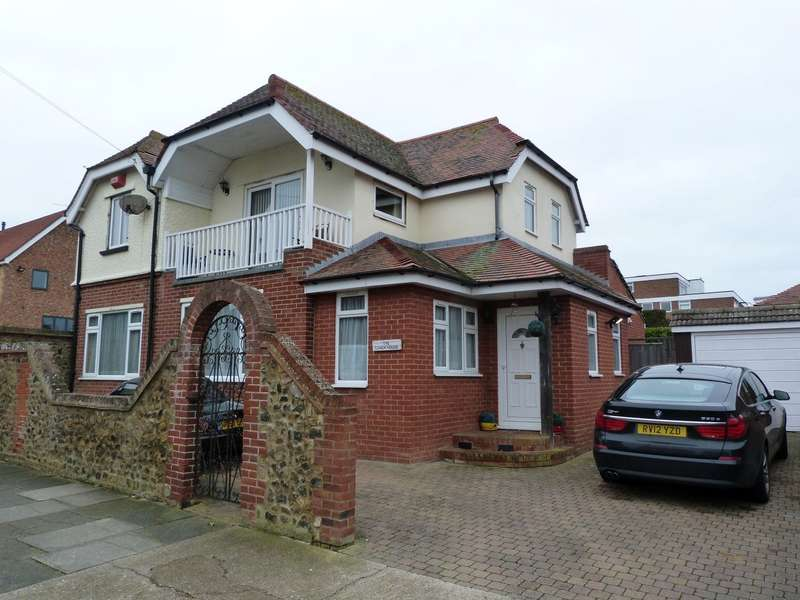 3 Bedrooms Detached House for sale in Leybourn Road, Broadstairs, CT10