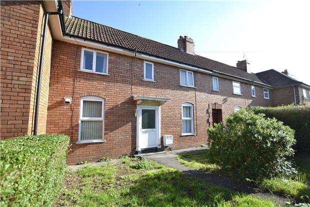 3 Bedrooms Terraced House for sale in West Parade, BRISTOL, BS9 2JU