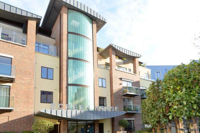 2 Bedrooms Apartment Flat for sale in Screen House, Brewery Square, Dorchester DT1