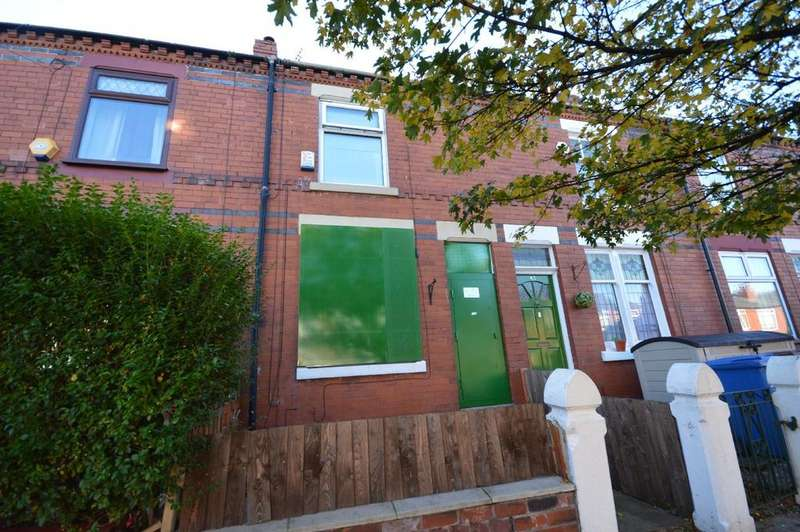 2 Bedrooms Terraced House for sale in Sharples Street, Heaton Norris, Stockport