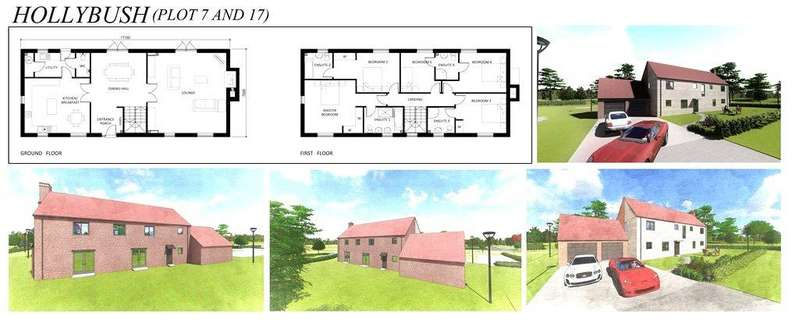 5 Bedrooms Detached House for sale in Clifton, Clifton-Upon-Teme, Worcestershire, WR6