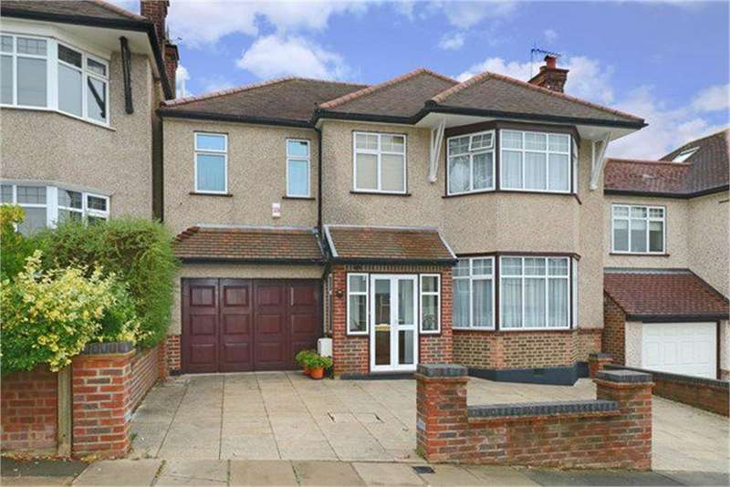 4 Bedrooms Detached House for sale in St Andrews Close, London, NW2