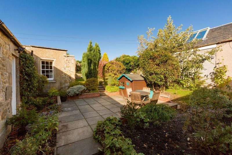 4 Bedrooms Cottage House for sale in Backhill Farm Cottage, Carberry, EH21 8QD