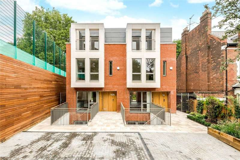 4 Bedrooms Semi Detached House for sale in Winchester Place, Highgate, London, N6