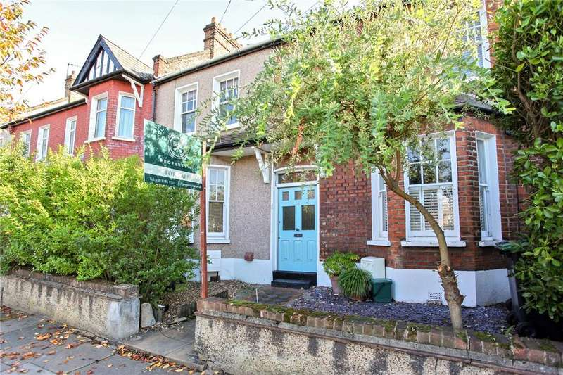 4 Bedrooms Terraced House for sale in Woodlands Park Road, London, N15