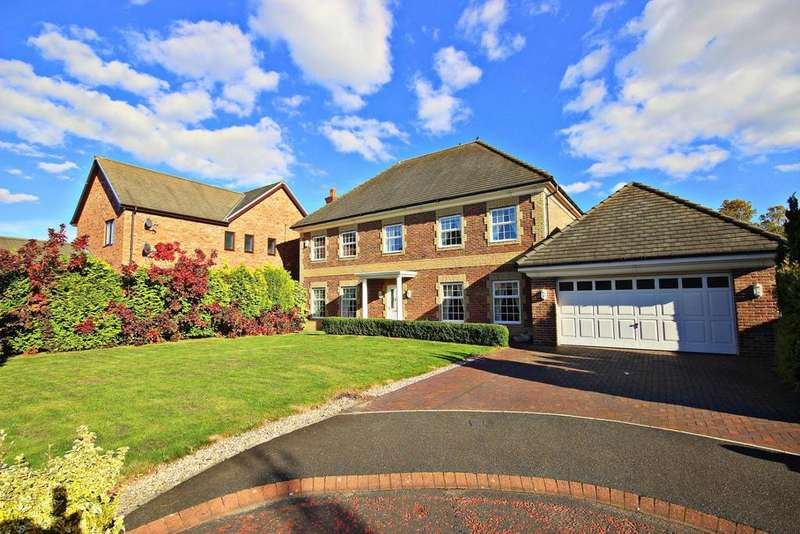 5 Bedrooms Detached House for sale in Dalamere Close, Washington