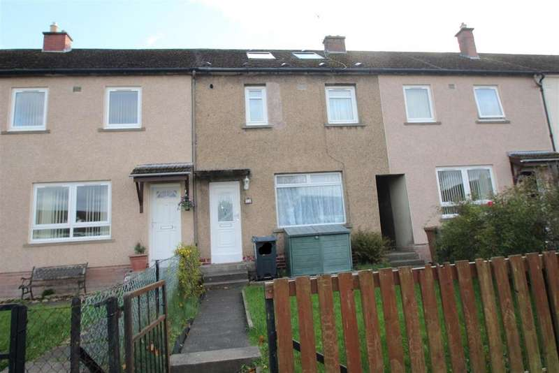 3 Bedrooms Terraced House for sale in Rosebery Avenue, South Queensferry