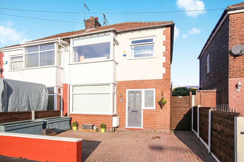 3 Bedrooms Semi Detached House for sale in Greg Street, South Reddish, Stockport, SK5